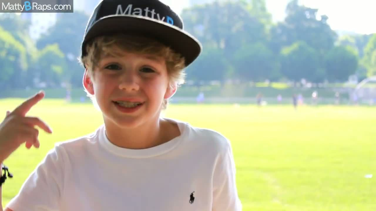Matty B Raps Images Icons Wallpapers And Photos On Fanpop Mattyb Rap The Good Son