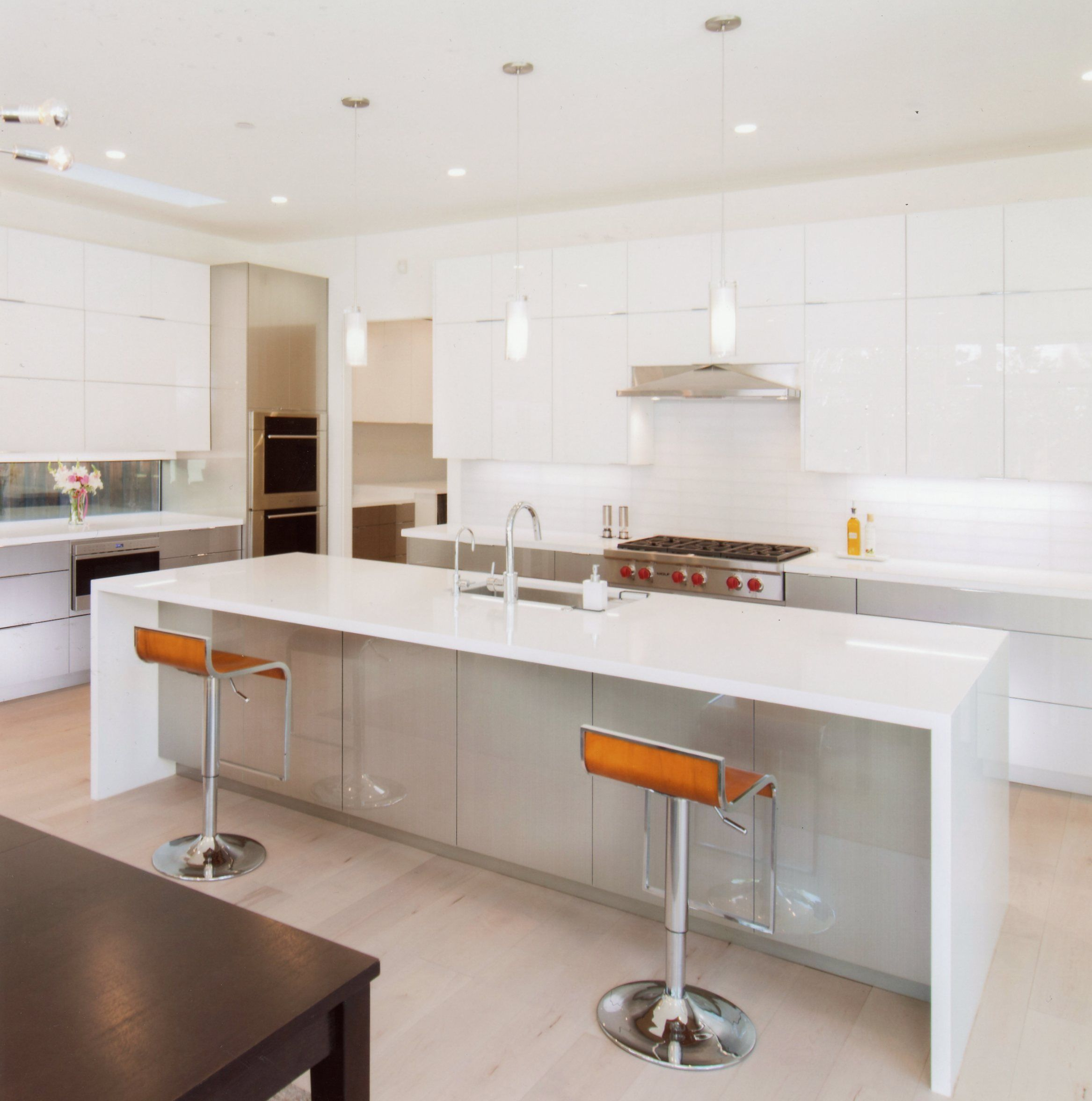 High Gloss Kitchen High Gloss Kitchen Kitchen Kitchen Construction