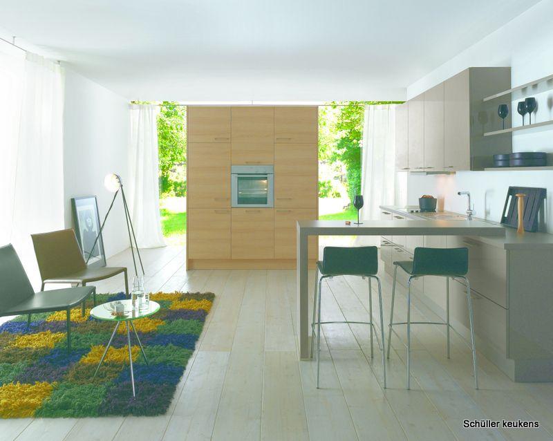 Moderne keuken van Schuller Moderne keukens Pinterest