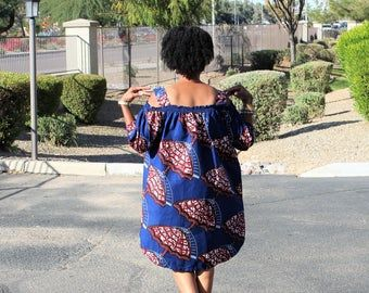 Kitenge dress