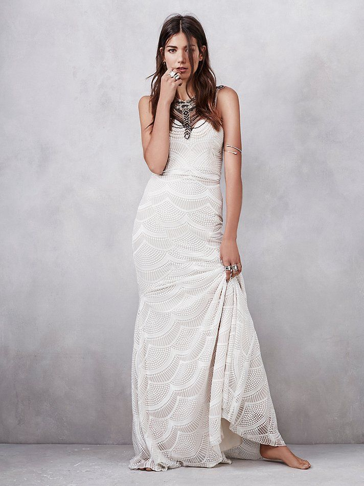 Stone Cold Fox Market Gown at Free People Clothing Boutique | FP ...