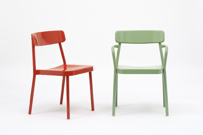 Grace chair by Samuel Wilkinson - Emu | furniture | Pinterest