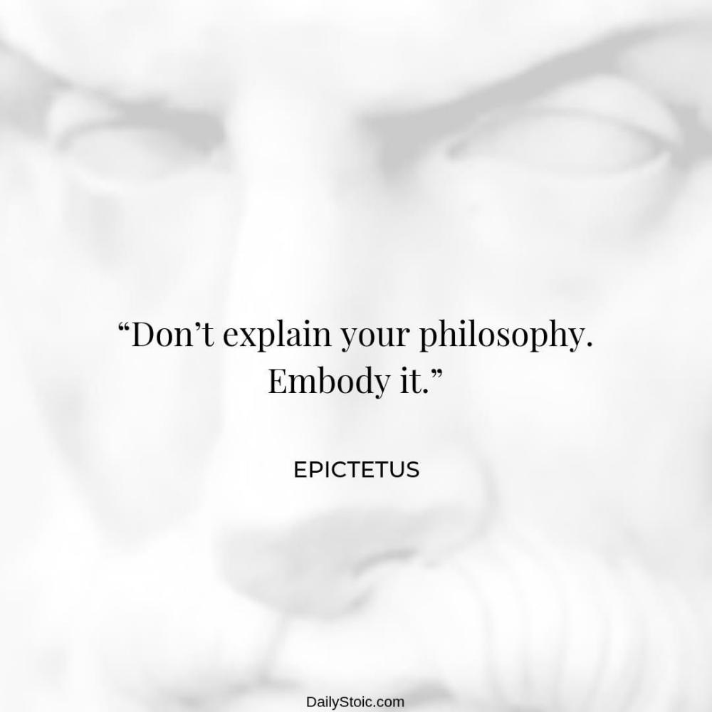 Epictetus Quotes Daily Stoic Stoic Quotes Epictetus Quotes To Live By