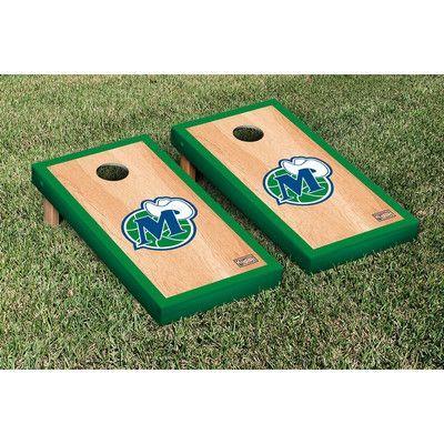 Victory Tailgate NCAA Cornhole Game Set