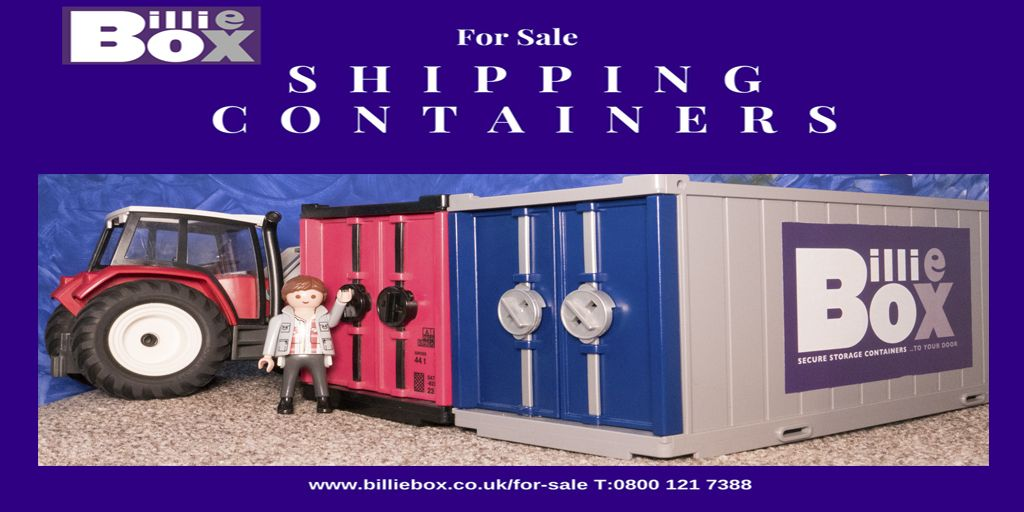 Shippingcontainers For Sale In The Uk Delivery Arranged To Your Door Shipping Container Containers For Sale Storage Containers For Sale