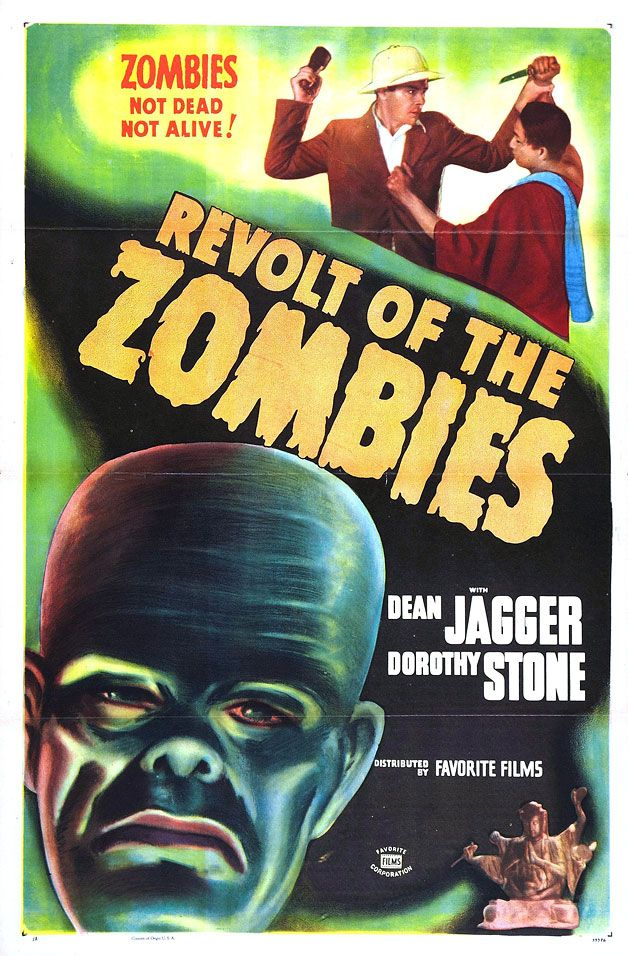 Zombie Movie Posters Inspiration Old B Movie Posters Provide