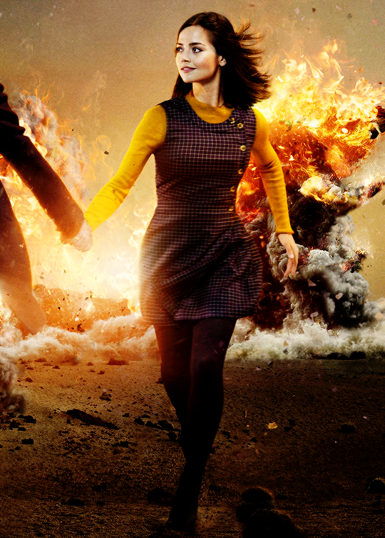 Episode 9.1 airs 9-19! Prediction: lots of running and explosions (as pictured) and the show remains the best Sci-Fi on television.