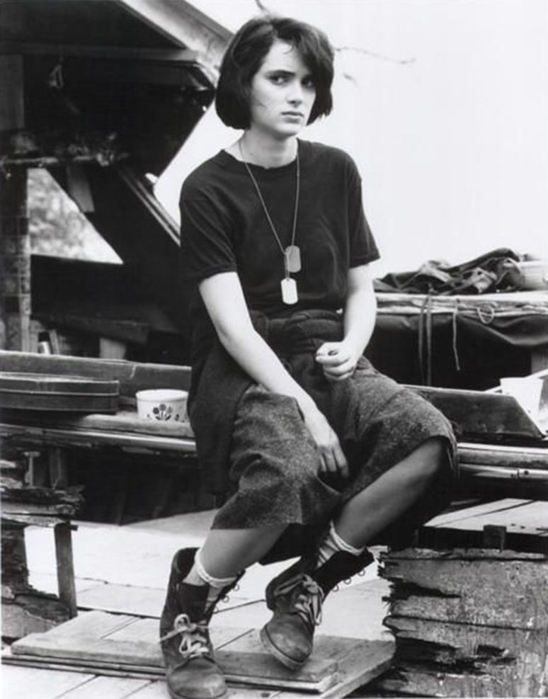 Winona Ryder in Welcome Home, Roxy Carmichael, 1990