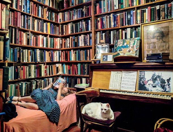 As 10 livrarias mais bonitas do mundo literatur b cher for Yesss wohnzimmer