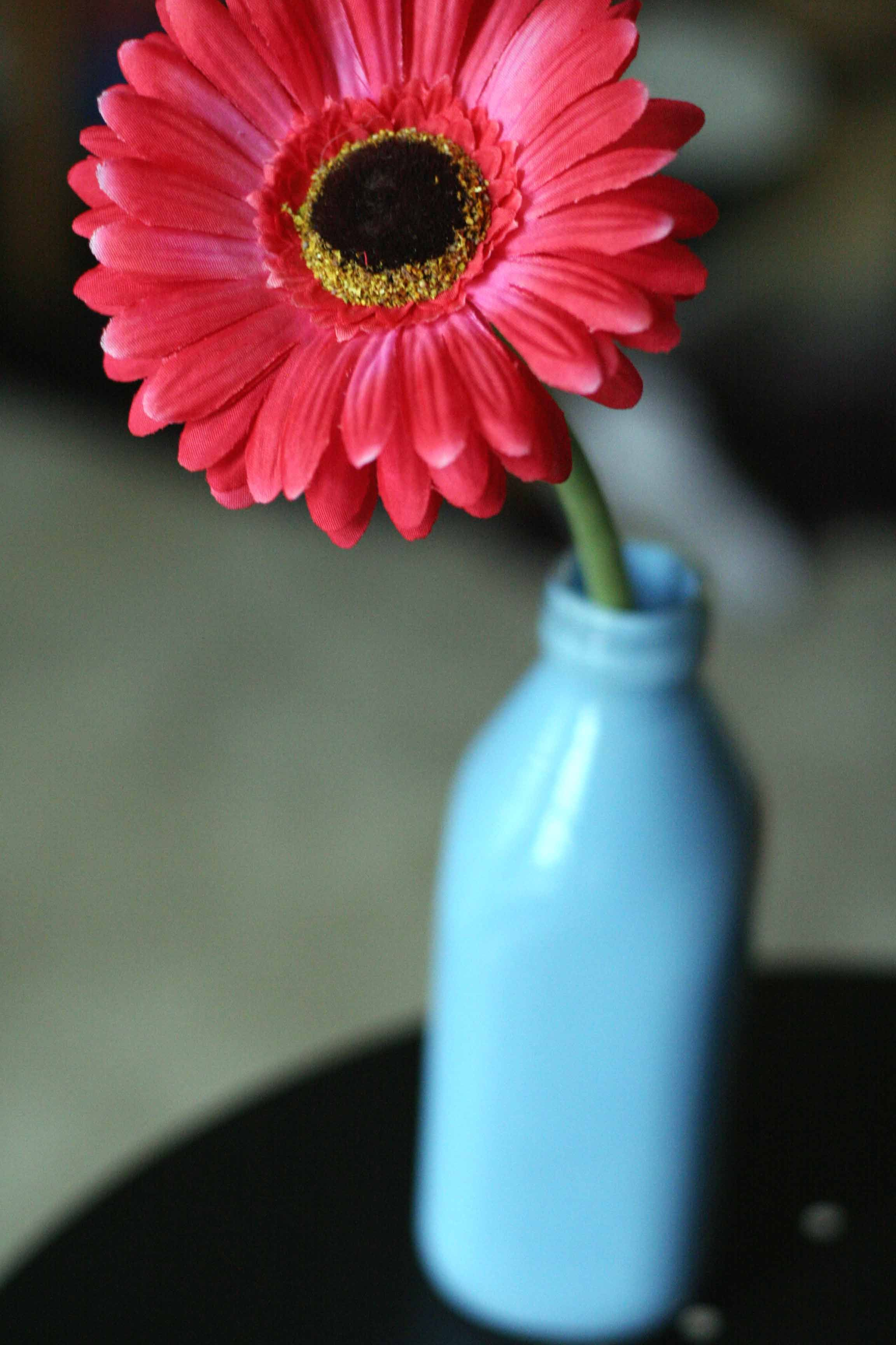 pink and blue flower bud vase - Google Search | Appreciation ...