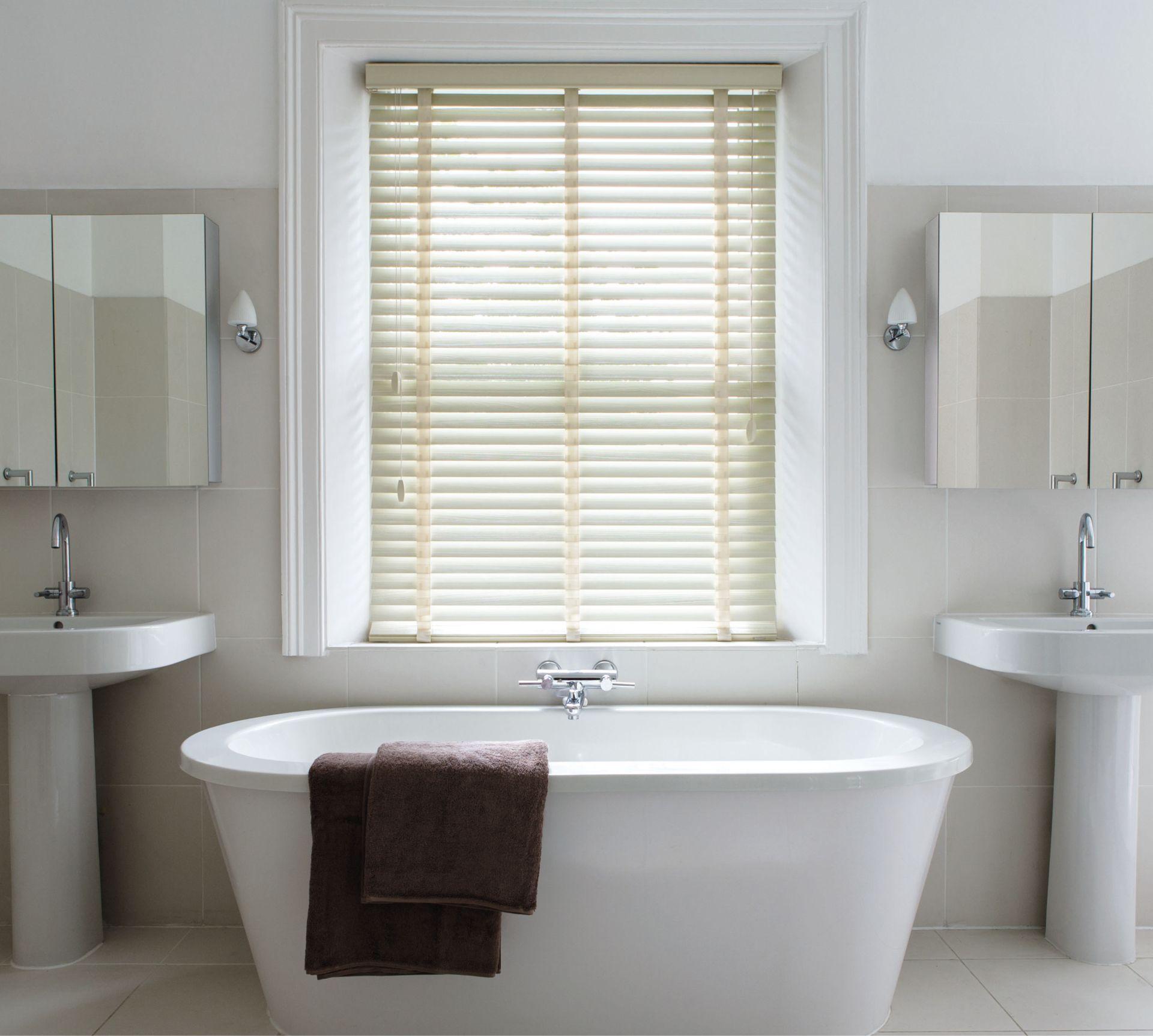 Beautiful Bathroom Blinds wooden-blinds-nata-50mm   wooden venetian blinds   pinterest