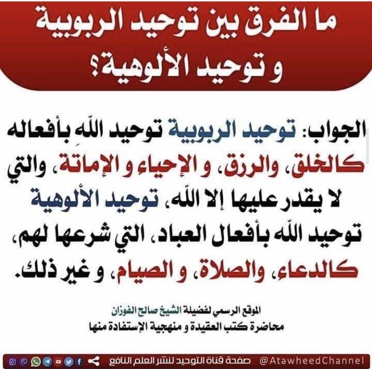 التوحيد Arabic Calligraphy Islam Calligraphy
