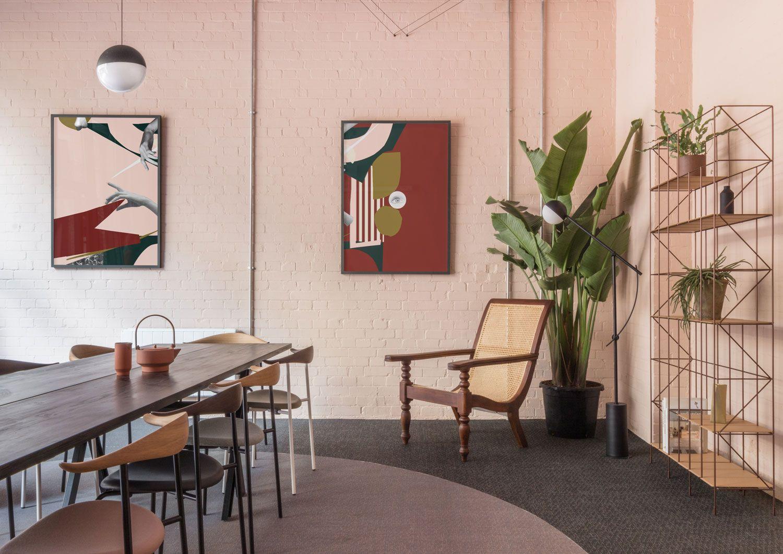 office design concept. De Beauvoir Block Creative Workspaces In London By Sella Concept. Office DesignsBlock Design Concept