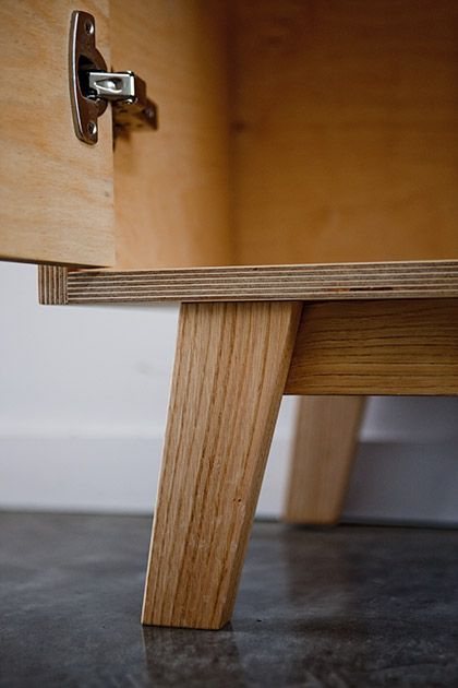 Thanks To The Tree Plywood Bookshelf Furniture Design Modern Plywood Furniture Furniture