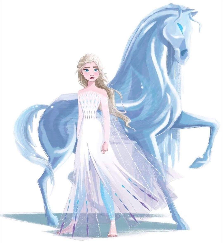 Frozen Elsa David Gilson Kartun Disney Kartun Disney