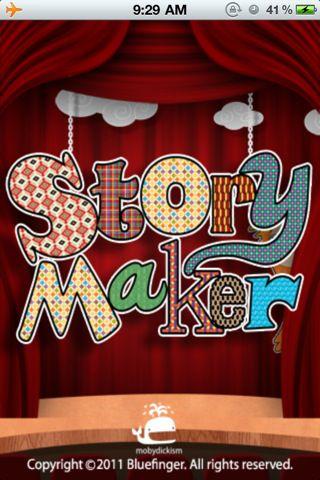 Story Maker App