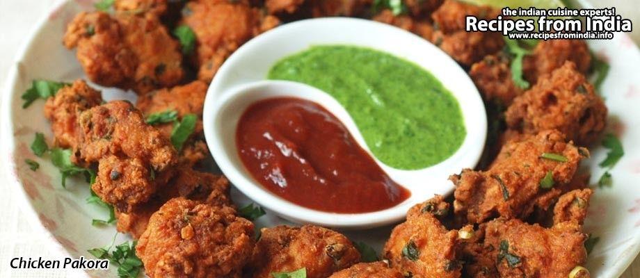 How to make chicken pakora recipe sanjeev kapoor style indian how to make chicken pakora recipe sanjeev kapoor style forumfinder Choice Image