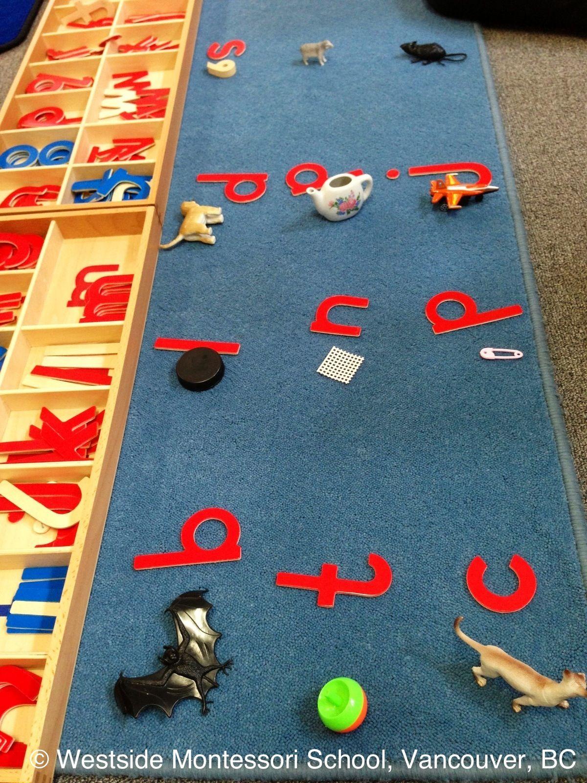 Montessori Language Extension