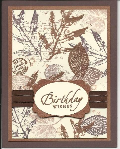 Pin by Beth Martin on Thanksgiving cards | Fall cards