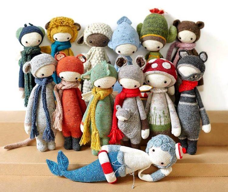 Pin von Rachel Inman auf Toys | Pinterest | Puppen und Häkeln