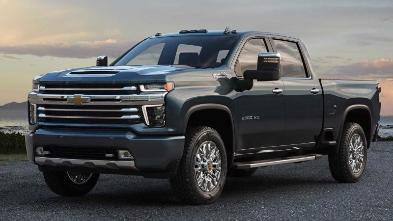 2020 Chevy Silverado 2500hd High Country Adds More Luxurious Touches Silverado Hd Chevy Silverado 2500 Chevy Silverado