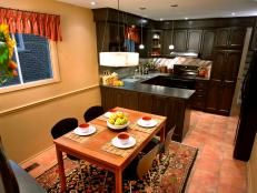 Kitchen Peninsula Ideas   Kitchen Designs - Choose Kitchen Layouts & Remodeling Materials   HGTV