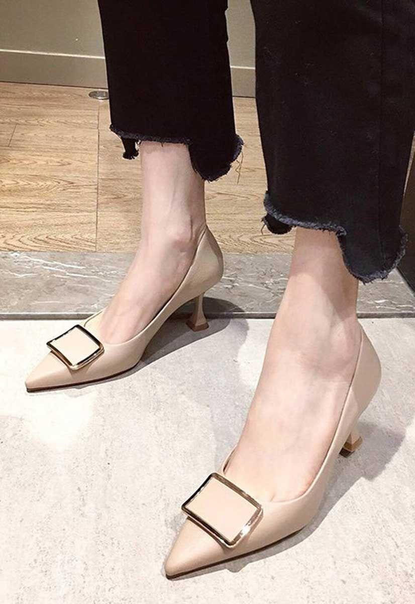 15++ Womens beige dress shoes information