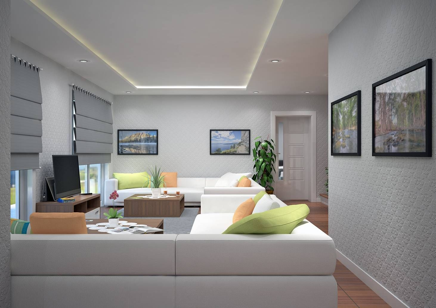 Maison moderne 150m2 Azur Logement Provencal | Modern home design ...
