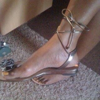 99c6d37f7 Bridget Sandals, life time warranty !!! Made in Jamaica .... Wow Yep life  time warranty .