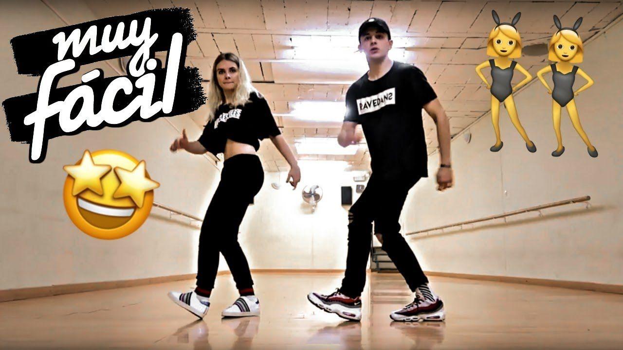 Como Bailar Shuffle Pasos Basicos Ft Jordi Guerrero Marina Yers Dance Diy Salsa Dance Best Dance