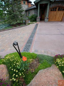 Colored Concrete Pavers Design Ideas, Pictures, Remodel, and Decor ...