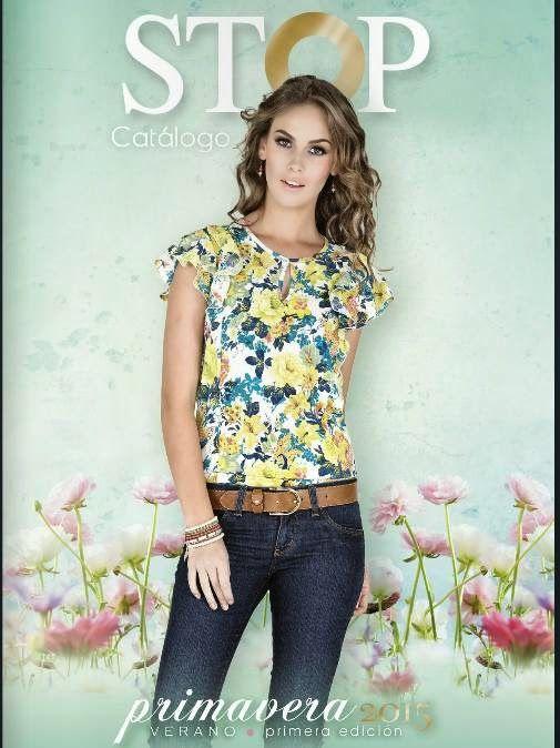 Stop Catalogo Primavera 2015 1ra Edicion Moda Para Mujer Ropa Ropa De Primavera