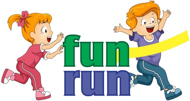 Image result for fun run clipart