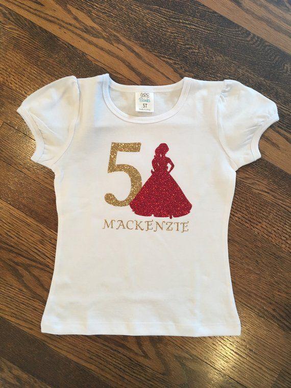 Princess Elena Of Avalor Birthday Shirt
