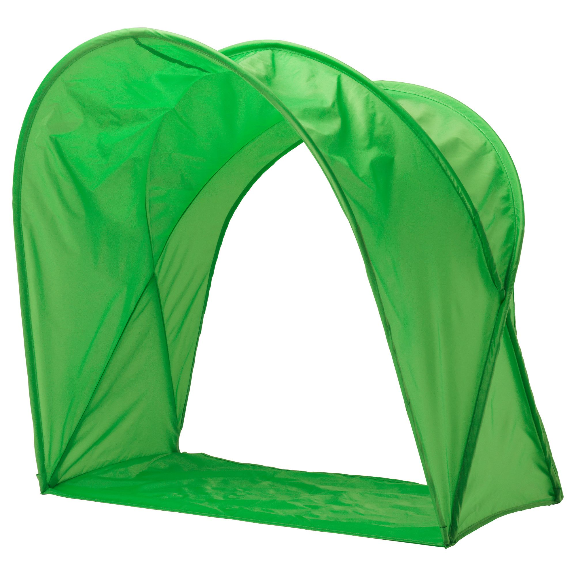 IKEA SUFFLETT bed tent With this bed tent your child has their own cosy nook to  sc 1 st  Pinterest & SUFFLETT Bed tent Green 70/80/90 | Cosy Bedrooms and Room