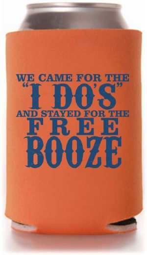 Totally Wedding Koozies.Twc 6817 One Of Our Best Selling Wedding Koozie Templates A Great