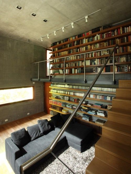 I'd love to have a library like this one day
