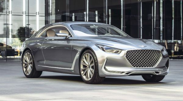 2020 Genesis G80 Hyundai Genesis Coupe Hyundai Genesis Concept Cars
