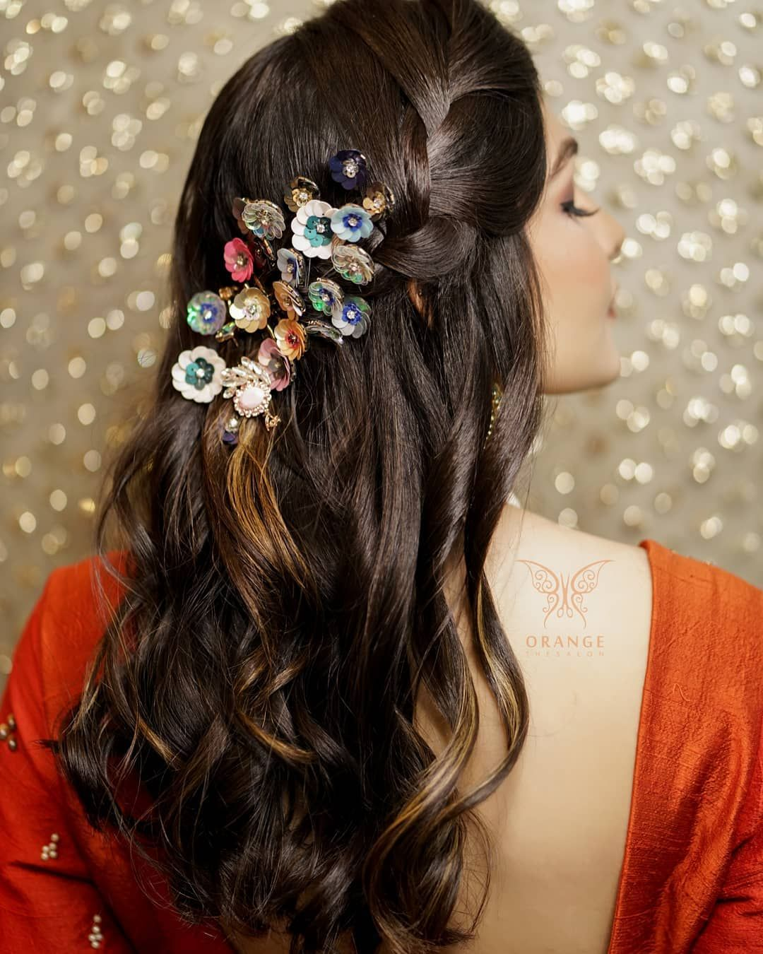 20 unique and trending bridal hair accessories for the