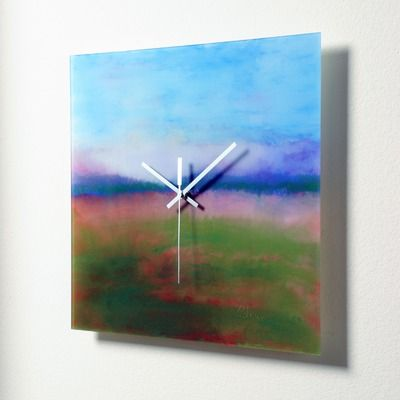 HangTime Designs Solitude Wall Clock  124$