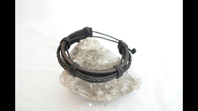 New leather bracelet for Man hope u like it. Visit our etsy store.