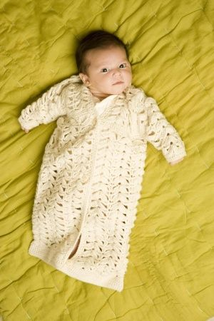 crochet baby bunting   Pinterest