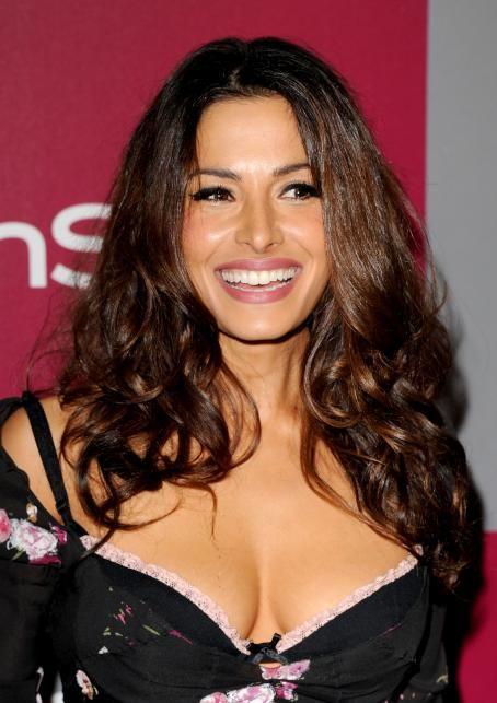 Are actress sarah shahi breasts real