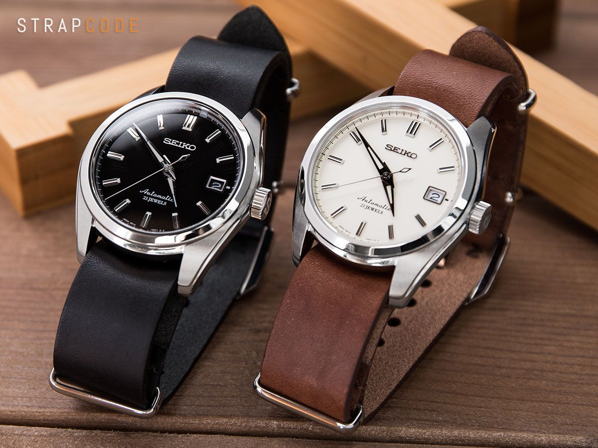SARB033 and SARB035 JDM Watches of Seiko