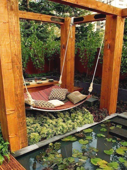 20 Outstanding Garden Retreat Designs For Real Enjoyment  Relaxation