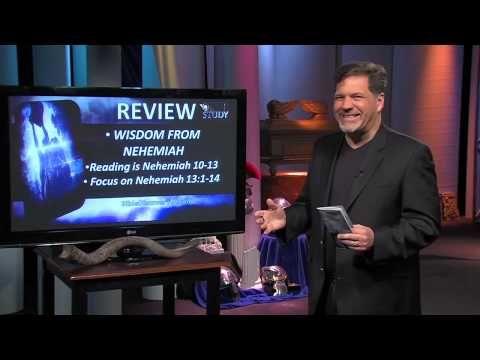 Quick Study Weekend May 30-31, 2015 (Nehemiah 10-13) - YouTube