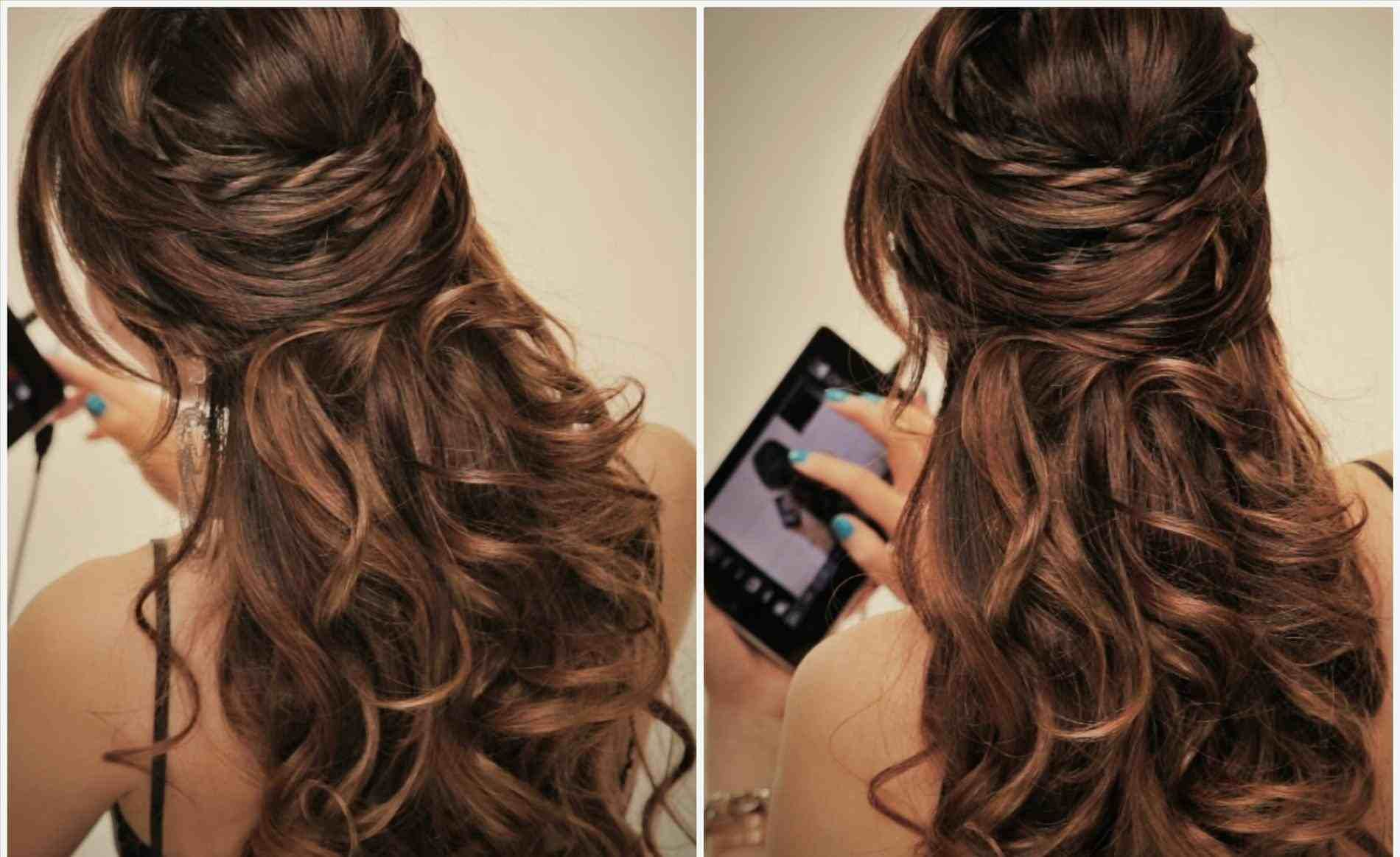 Party hairstyles for women step by step hair stylist and models