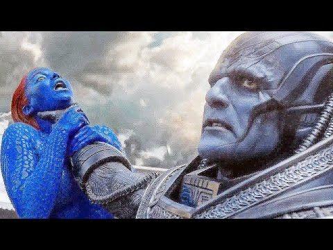 X-Men Apocalypse Full Movie 2016 ALL CUTSCENES X-Men VIDEO GAME ALL CUTSCENES CINEMATIC MOVIE. - YouTube