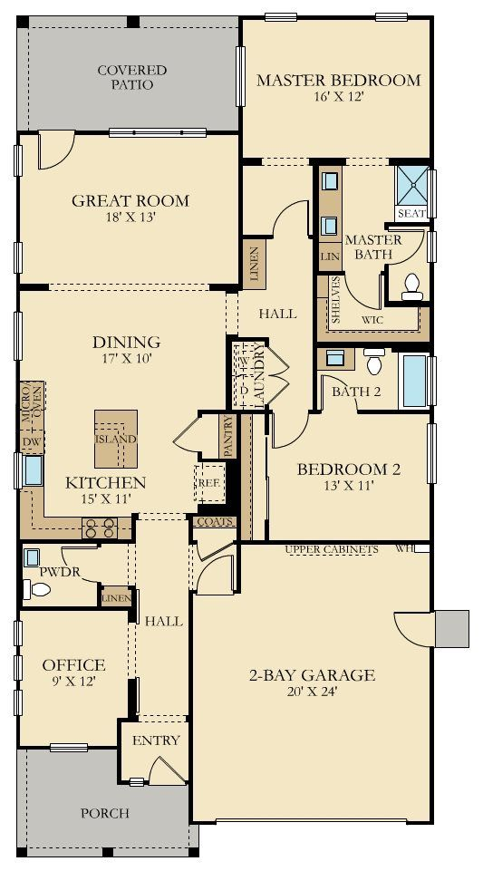 Pin By Krystal Cacicia On House Plans Accessible House Plans New House Plans Bungalow Floor Plans