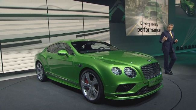 2018 bentley sports car. delighful bentley 2018 bentley continental gt speed green on bentley sports car